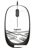 Мышь Logitech M105 (белый)