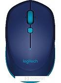 Мышь Logitech Bluetooth Mouse M535 Blue [910-004531]