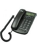 Проводной телефон Ritmix RT-440 (черный)