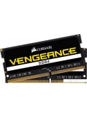 Оперативная память Corsair Vengeance 2x8GB DDR4 SO-DIMM PC4-19200 [CMSX16GX4M2A2400C16]