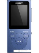 MP3 плеер Sony NW-E394 (синий)