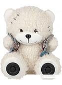 Портативная колонка Ritmix ST-150 Bear (белый)