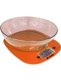 Кухонные весы Delta KCE-32 (оранжевый)