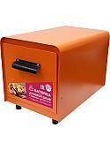 Мини-печь Мастерица ДШ-0.625/220 (оранжевый)