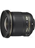 Объектив Nikon AF-S NIKKOR 20mm f/1.8G ED