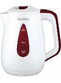 Чайник Energy E-214 (белый/красный)