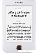 Электронная книга PocketBook Basic 3 (белый)