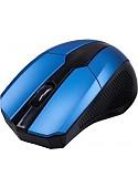 Мышь Ritmix RMW-560 (черный/синий)