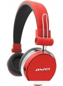 Наушники Awei A700BL (красный)