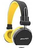 Наушники Awei A700BL (желтый)