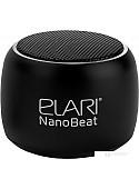 Беспроводная колонка Elari Nanobeat (черный)