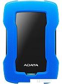 Внешний жесткий диск A-Data HD330 1TB (синий)