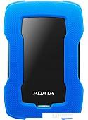 Внешний жесткий диск A-Data HD330 AHD330-2TU31-CBL 2TB (синий)