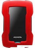 Внешний жесткий диск A-Data HD330 AHD330-2TU31-CRD 2TB (красный)