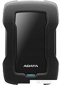 Внешний жесткий диск A-Data HD330 AHD330-5TU31-CBK 5TB (черный)