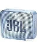 Беспроводная колонка JBL Go 2 (бирюзовый)