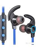 Наушники Defender OutFit B725 (черный/синий)