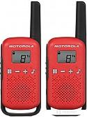 Портативная радиостанция Motorola Talkabout T42 (красный)