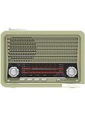 Радиоприемник Ritmix RPR-030 (золотистый)