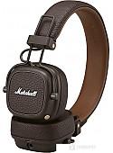 Наушники Marshall Major III Bluetooth (коричневый)