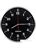 Настенные часы CENTEK СТ-7100 (черный)