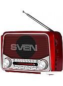 Радиоприемник SVEN SRP-525 (красный)
