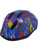 Cпортивный шлем Bellelli Hand Print (синий)