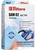 Одноразовый мешок Filtero SAM 02 Экстра