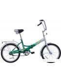 Велосипед Stream Aviator 20 (зеленый)