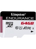 Карта памяти Kingston High Endurance microSDXC 64GB
