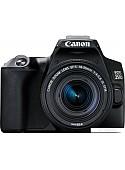 Зеркальный фотоаппарат Canon EOS 250D Kit 18-55 IS STM (черный)