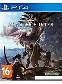 Игра Monster Hunter: World для PlayStation 4
