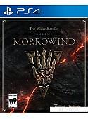 Игра The Elder Scrolls Online: Morrowind для PlayStation 4