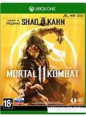 Игра Mortal Kombat 11 для Xbox One