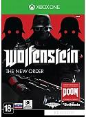 Игра Wolfenstein: The New Order для Xbox One