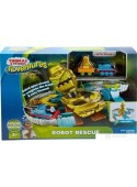 Mattel Robot Rescue Set FJP85
