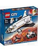 Конструктор LEGO City 60226 Шаттл для исследований Марса