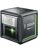 Лазерный нивелир Bosch Quigo Green 0603663C01 (с зажимом MM2 и штативом)