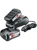 Аккумулятор с зарядным устройством Bosch Starter Set 18V 1600A011LD (18В/2.5 Ah + 14.4-18В)