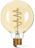 Светодиодная лампа Gauss Filament G120 Flexible E27 6 Вт 2400 К 158802008