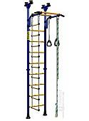 Детский спортивный комплекс Kampfer Strong Kid Ceiling Стандарт (зеленый/желтый)