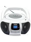Портативная аудиосистема TELEFUNKEN TF-CSRP3498B (белый)