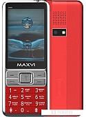 Мобильный телефон Maxvi X900 (красный)