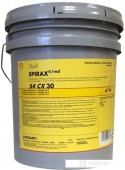 Трансмиссионное масло Shell SHELL SPIRAX S4 CX 30 20л