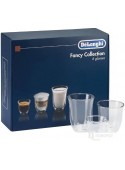 Чашки для кофе DeLonghi Mix Glasses DLSC302