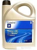 Моторное масло GM Dexos 1 5W-30 5л