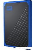Внешний накопитель WD My Passport Go 500GB WDBMCG5000ABT