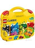 Конструктор LEGO Classic 10713 Чемоданчик для творчества и конструирования
