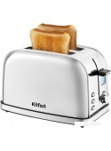 Тостер Kitfort KT-2036-6 (серебристый)