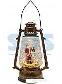 Светильник Neon-night Декоративный фонарь с подсветкой «Санта Клаус» 501-066